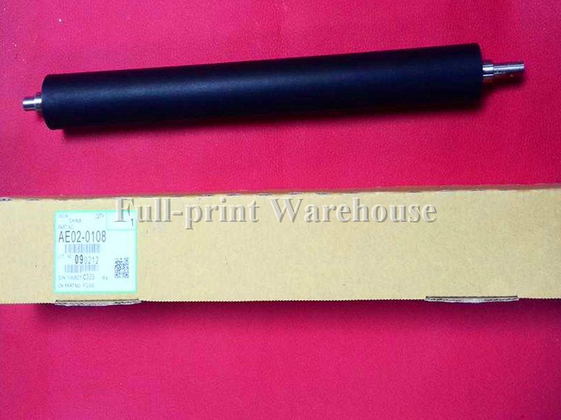 Factory Outlet! AE02-0108 Fuser Roller For Ricoh 1035 1045 Copier,Lower Pressure Roller For Ricoh Aficio 1045 1035