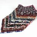 Мужчины Стильный Хлопок Цветок Цветочный Карманный Площадь Свадебный Платок Носовой Платок BWTYF0021