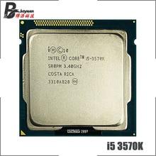 Processore Intel Core i5 3570K 3.4 GHz Quad Core 6M 77W LGA 1155