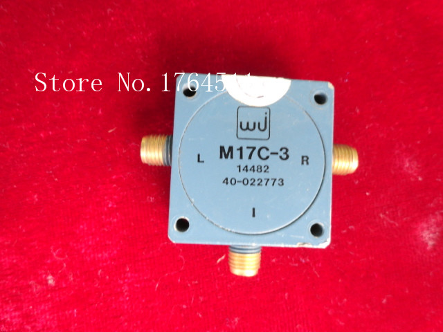 [BELLA] M/A-COM / WJ M17C-3 6-16 GHz SMA RF Coaxial High Frequency Mixer