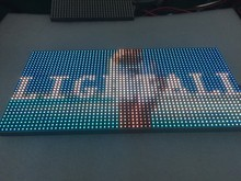 192X192mm 32X32 pixels 1/16 scan 3in1 SMD RGB full color p6 led module for indoor led display screen,led video wall