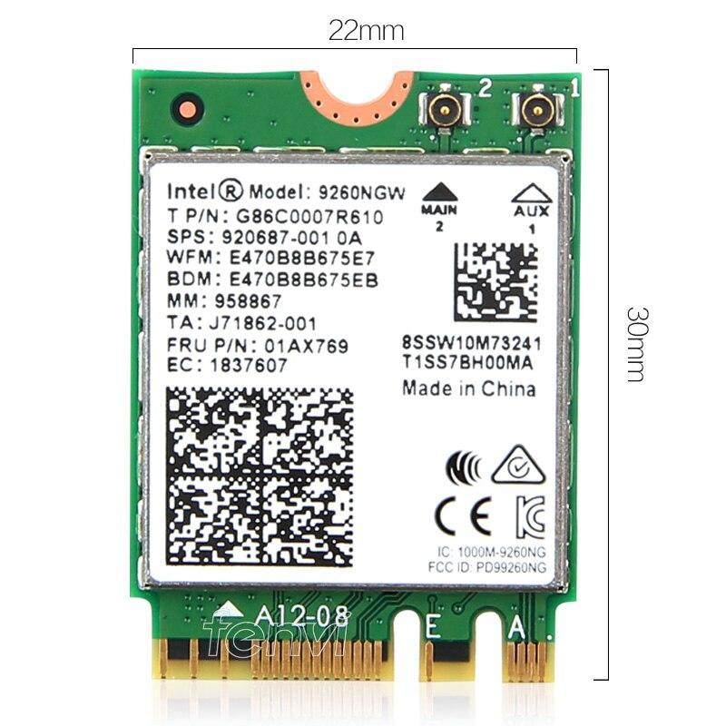 cheapest Dual band 2 4Gbps 802 11ax Wi-Fi 6 Desktop Kit Intel AX200 Bluetooth 5 1 Wifi Card 2 4G 5Ghz MU-MIMO AX200NGW Adapter Antenna