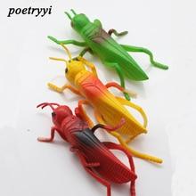 Fashion poetryyi Saltamontes moscas de pesca a mosca cebos carpa trucha volar atar material con mosca30