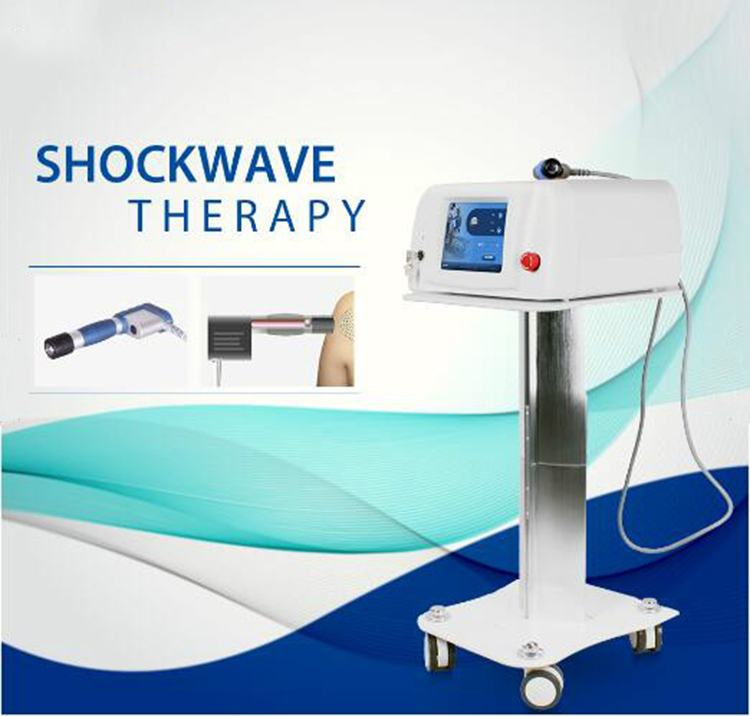 2019 Best Pneumatic Shock Wave Therapy Equipment Shockwave Machine  Physiotherapy Knee Back Pain Relief Cellulites Removal