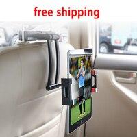 (free shipping) DL GH027 aluminum 5 Mobile phone rack vertical tablet rack in chair neck mounted 360 rotate full motion tilt