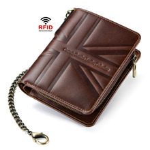 RFID Blocking Protection Anti-Theft Scan Men Male Leather Short Wallet Zipper Coin Case Pouch Casual Money Bag Purse luxury 2018 new design rfid blocking protection short mens male bifold vintage wallet zipper coin card case pouch purse pu leather