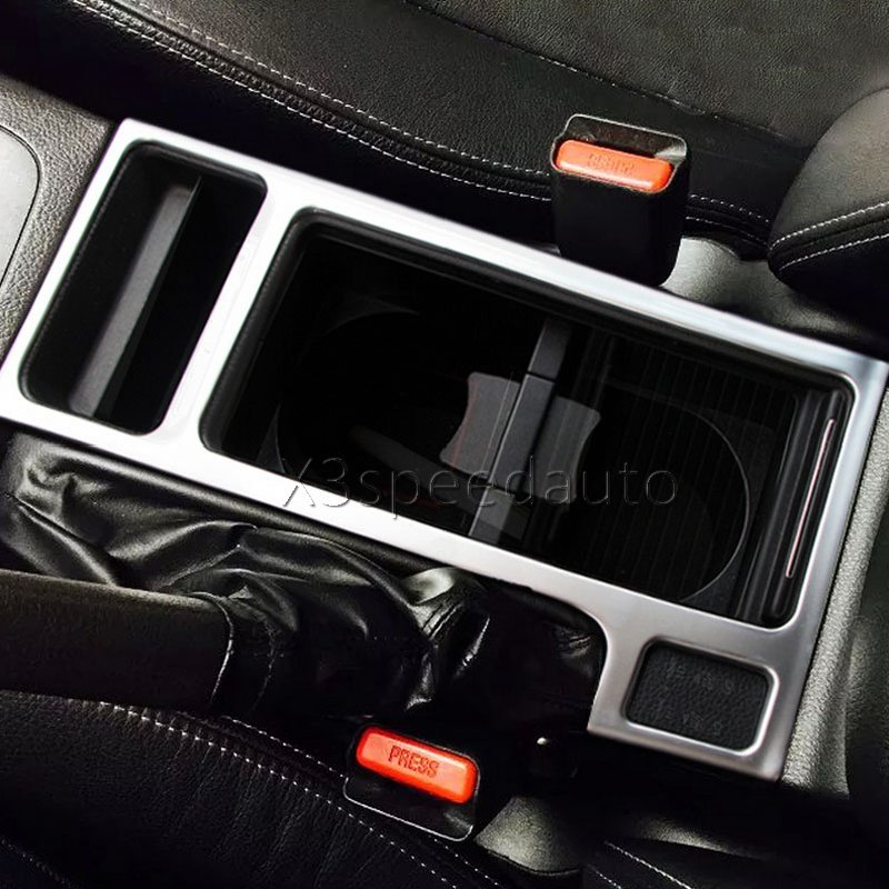 For Subaru XV 2012 15 Inner Water Cup Holder Frame Cover