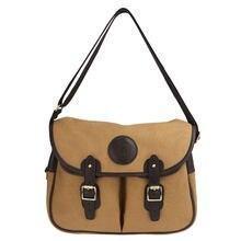 Дорожная сумка tourbon винтажная из холщовой кожи в стиле ретро