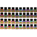 40pcs/set Professional Tattoo Inks Delicate Texture 5ML Long Lasting Safe Colorful Tattoo Ink Fast Pigment Kit Easy To Use