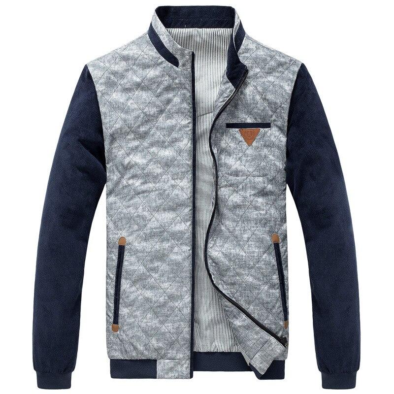 2f7627ac7 2019 Spring Men's Jacket Uniform Slim Casual Coat Mens Brand Clothing  Fashion Coats Male Outerwear Varsity Jacket Drop Shipping