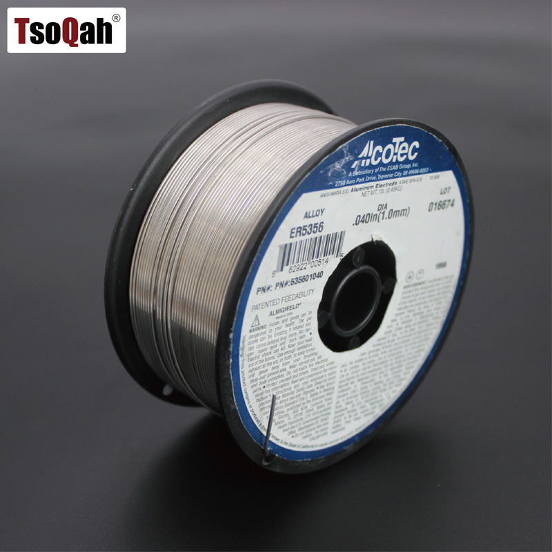 Gasless Solid Wire MIG Welding Wire Aluminum Magnesium Alloy ER5356