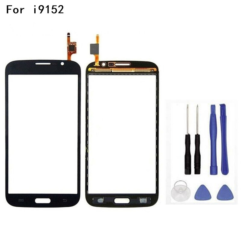 High quality touch screen digitizer lcd glass For Samsung Galaxy 5.8 i9150 i9152 GT-i9150 GT-i9152 with tools