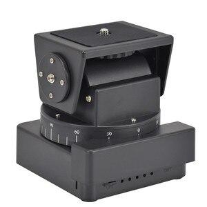 Image 3 - Zifon YT 260 Rf Afstandsbediening Rc Gemotoriseerde Pan Tilt Voor Foto Camera Mobiele Telefoons Go Pro Sport Camera Sony W/1/4 Inch Plaat