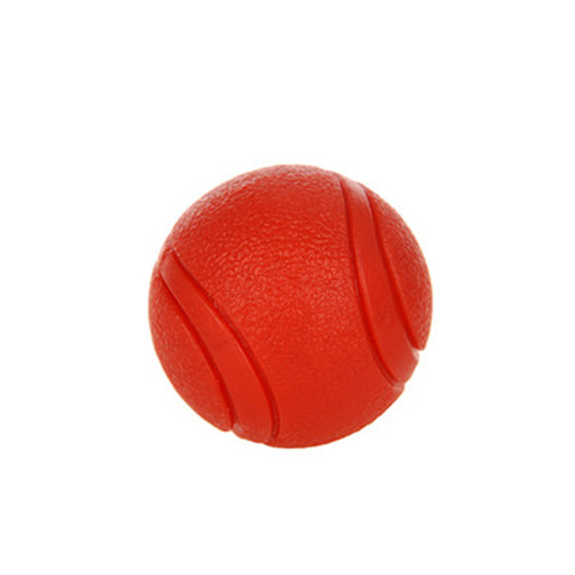 Bite-resistant Rubber Ball Dog Toy