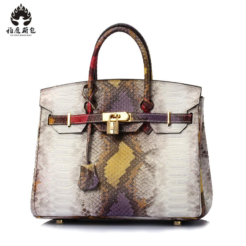 2018 Chain Women Bag New Fashion Genuine Leather Women Shoulder Bag Luxury Brand Ladies Hand Bags Large Tote Bag Sac A Main yuanyu 2018 new hot free shipping import crocodile women chain bag fashion leather single shoulder bag small dinner packages