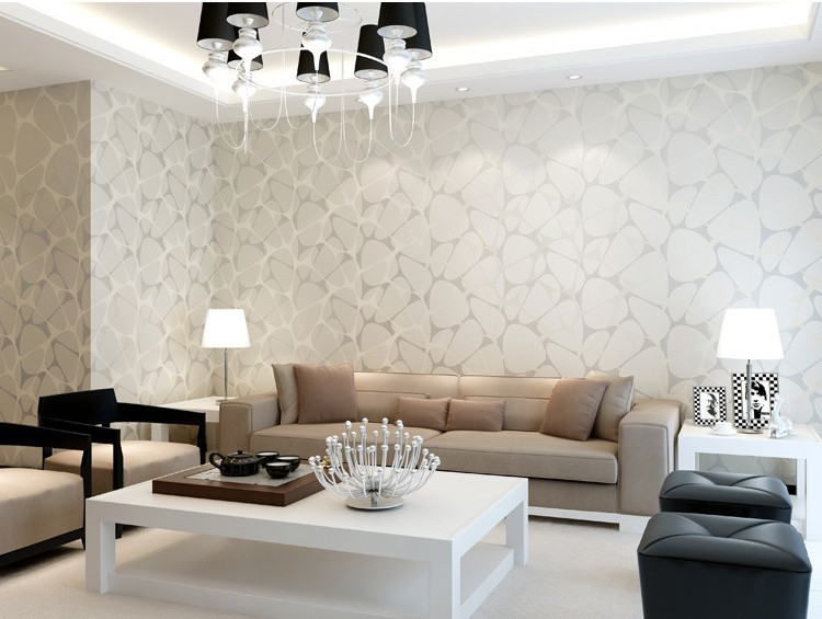 New 3D Luxury 3D White Stone Effect Wallpaper 3d Stone Wallpaper Roll Living  Room Background Wall Decor Art Wall Paper 10M In Wallpapers From Home ... Part 63