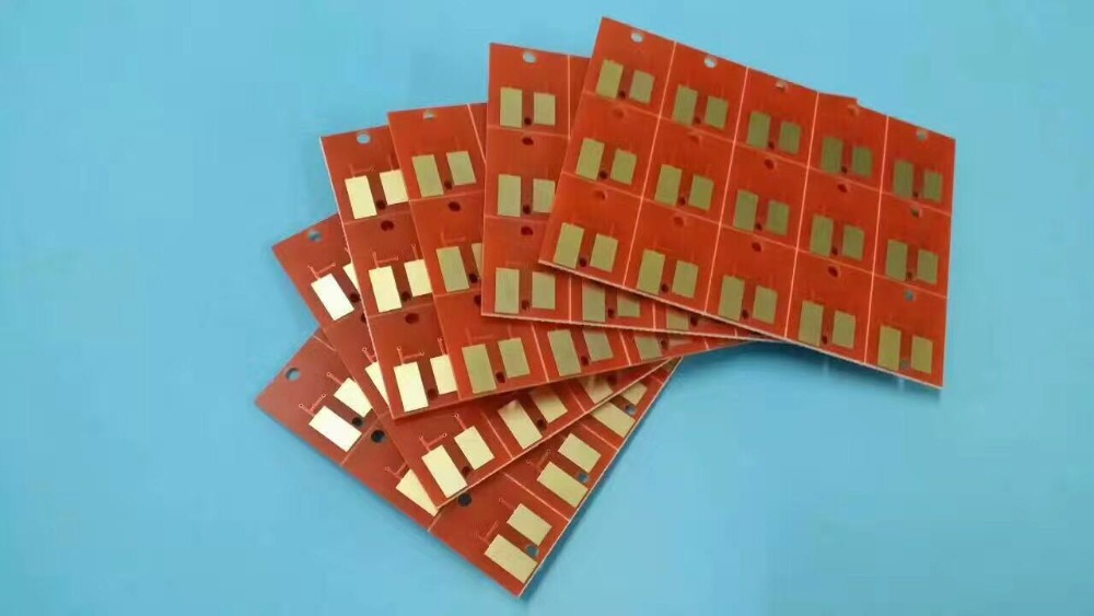 4 colors Eco solvent plotter Mimaki Permanent chip JV33 JV5 CJV30 ink cartridge chip BS3