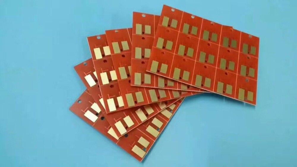 4 couleurs éco-solvant traceur Mimaki Permanent puce/JV33 JV5 CJV30 cartouche d'encre puce BS3