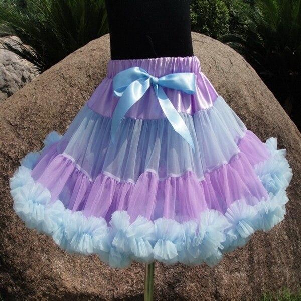 Бесплатная доставка новых девушек мини-юбка оптово-девушки принцесса юбка бальное платье юбка девушка летняя одежда дети одежды PETS-105