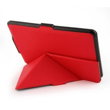 Smart Protective Cover Case Dust Proof Ultra Slim Portable Magnetic for Kindle Paperwhite Stand
