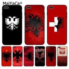 iphone 6 case albanian flag