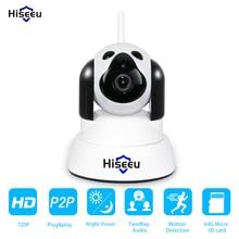 IP Camera WiFi Wireless Smart Dog Security Camera Micro SD Network Rotatable Defender Home Telecam HD Cctv IOS PC Hiseeu FH4