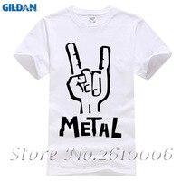 Free Shipping Metallica Rock Band T Shirt Metal Rock Summer Men T Shirt Jersey Casual Fashion