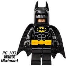 Single sales PG103 Batman figures 2017 Batman Movie Cape Low Rider 70906 Building Blocks collection action X'mas Gift Toys