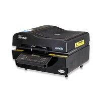 Hot sell 3D Sublimation Heat Press Printer 3D Vacuum Heat Press Printer Machine Printing for Cases Mugs Plates Glasses
