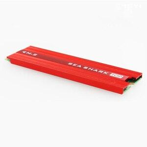 Image 5 - M.2 NGFF/NVMe SSD 쿨러 히트 싱크 하드 디스크 라디에이터 핀 열 냉각 패드 양질