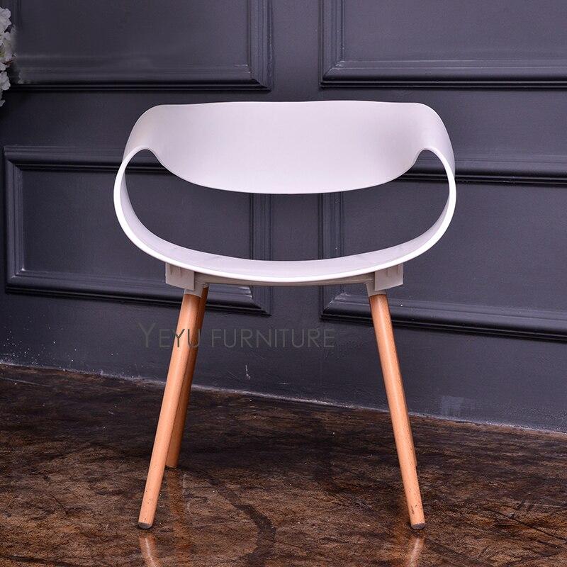 cheap loft furniture. minimalist modern design plastic solid wood dining chair home leisure furniture loft cafe chair2pcs cheap aliexpresscom