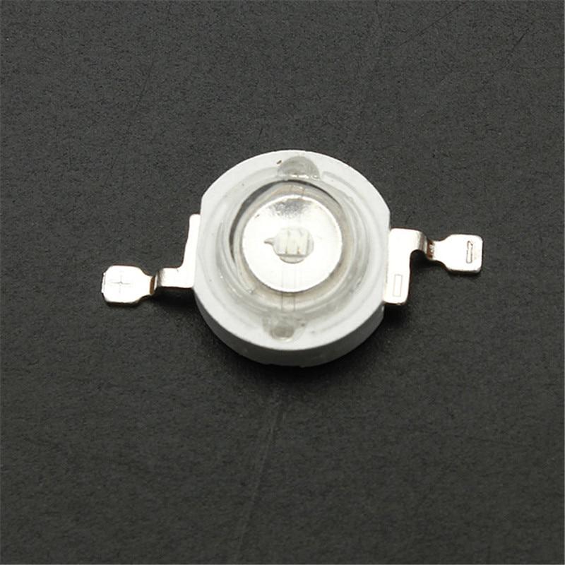 High Power 1W LED Light Bulb Diodes Chip Energy Saving Lamp Green Blue Warm White DIY Home Lighting 3.4-3.6V