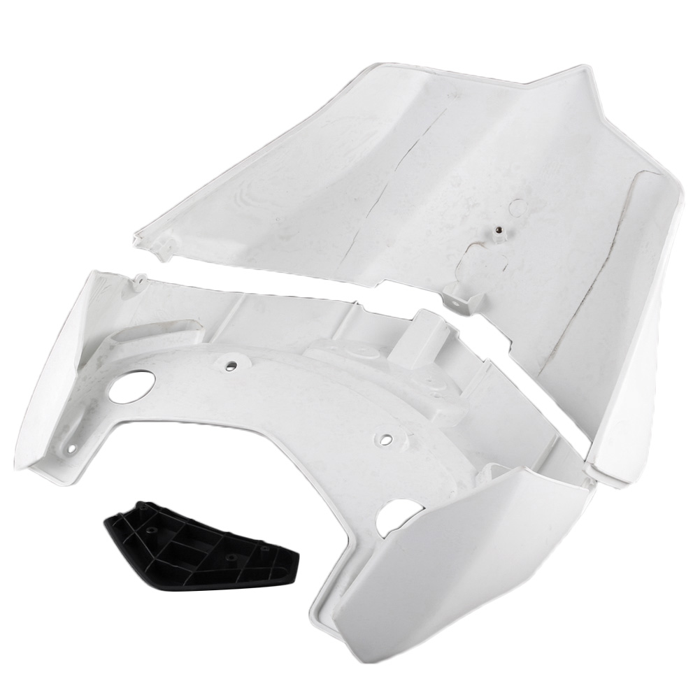 Motorcycle Tail Rear Fairing Cover Bodykits For Ducati 999 749 2003 2004 Injection Mold ABS Plastic Unpainted White plastic led light cover mold makers
