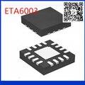 5 ШТ. бесплатная доставка ETA6003 QFN ic Силы для Литиевая Батарея