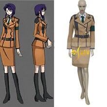 Anime japonés Code Geass Cecile Croomy Cosplay venta traje de Halloween para mujeres