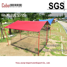 Portable Family Outdoor fishing Camping Shelter  Mosquito black pro mesh tpcreen Tent