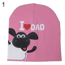 Top Quality Fashion Cute Toddler Baby Kids Boy Girl Soft Warm Hat Cap Beanie Cotton 7ETO 7NAK