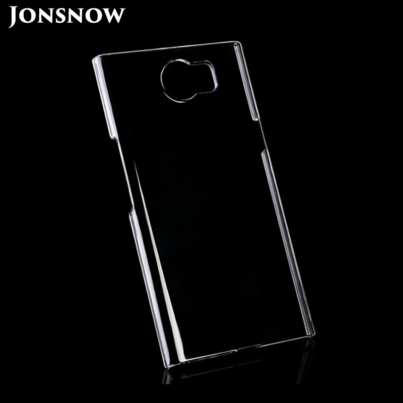 Ultra-thin Case for BlackBerry Priv 5.4 inch Super Slim Naked Clear Cover Plastic Hard Back(China)