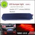2PC X Rear Bumper Light for Mazda MPV Miguel Atenza Axela Mazda3 model YG009
