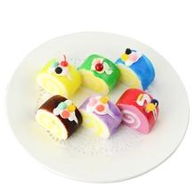 050 Fake cake model simulation 2018 new popular fruit children cartoon food dessert package