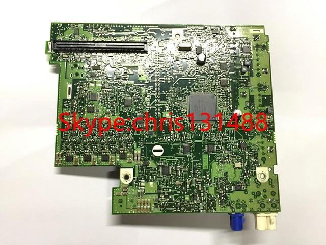 RNS510 LCD סדרה/LED סדרת רדיו סטריאו לוח עם קוד לrns 510 ניווט מערכת משלוח חינם