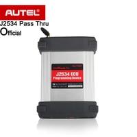 Autel MaxiFlash Elite J2534 ECU Reprogramming Tool OEM Diagnostics For Toyota Techstream Honda HDS Etc