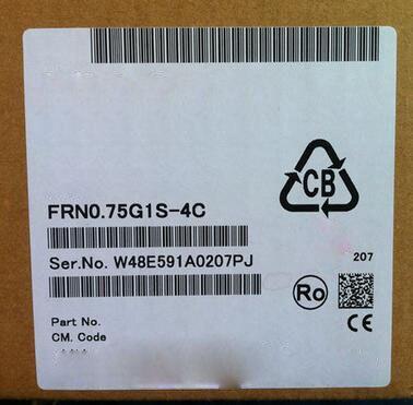 380V MEGA Frequency converter FRN0.75G1S-4C 3 phase 0.75KW brand new