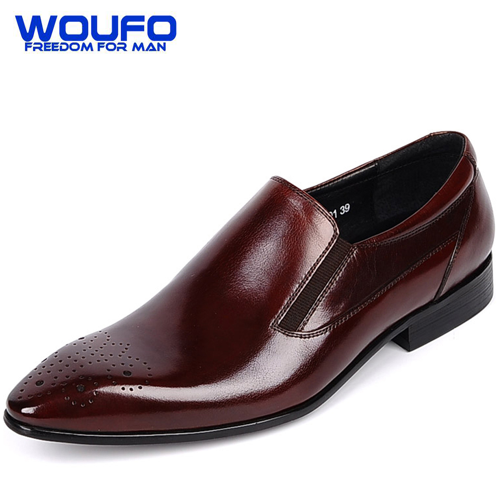 Mens Leather Dress Shoes Cheap