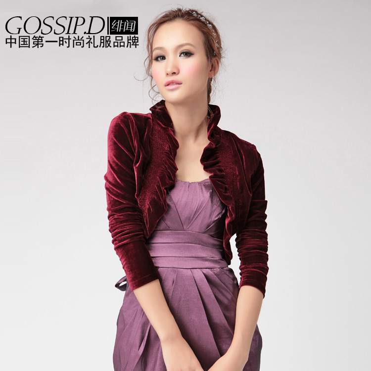 Aliexpress.com : Buy 2013 spring small cardigan women&39s velvet