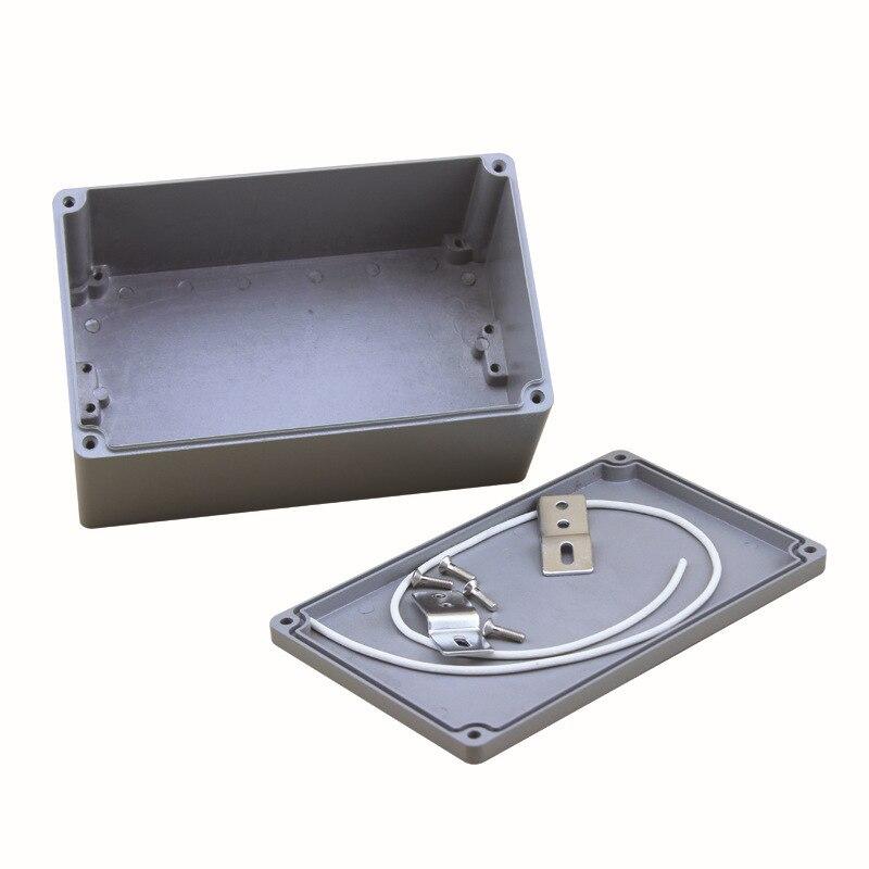 Tasuta saatmine, IP67 Tööstusmetall Veekindla alumiiniumist korpuse - Mõõtevahendid - Foto 3