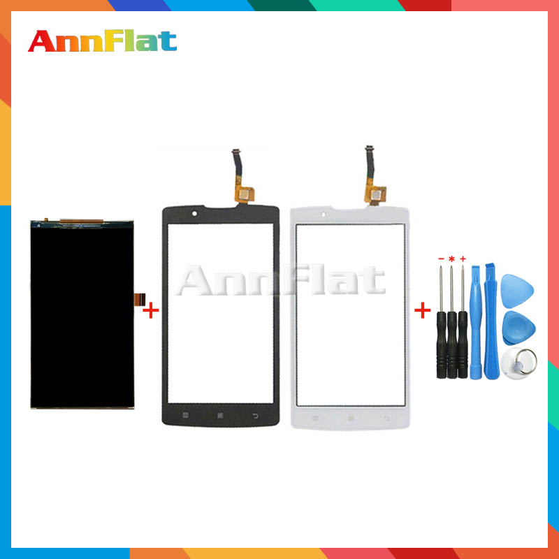 high quality 4.5 For Lenovo A2010 Lcd Display Screen + Touch Screen Digitizer Sensor