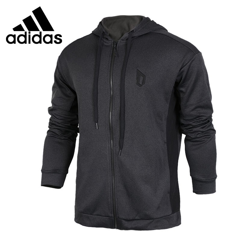 Original New Arrival 2017 Adidas  Men's  jacket Hooded  Sportswear original new arrival official adidas women s jacket breathable stand collar training sportswear