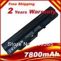9 cell Black Laptop Battery for MSi U100 U90 U200 U210 U230 BTY-S11 BTY-S12 for LG X110 for MEDION Akoya Mini E1210