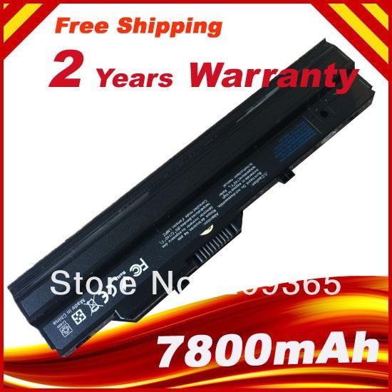 9 cell Black Laptop Battery for MSi U100 U90 U200 U210 U230 BTY-S11 BTY-S12 for